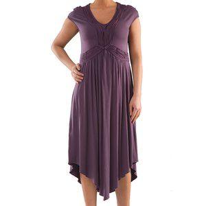 Plus Size Modern Hellenistic Dress - La Mouette
